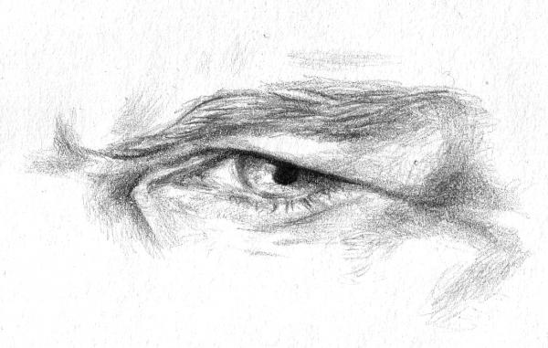 Russell Crowe por Rachpunzel